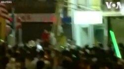 Հոնկոնգում ոստիկանները արցունքաբեր գազ են արձակել ցուցարարների ուղղությամբ