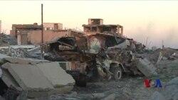 辛贾尔解放之后,库尔德人寻求重建支持