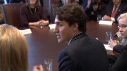 Trudeau: Women Executives 'Overcome Significant Barriers'