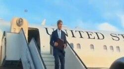 克里前往埃及出席經濟會議