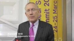 Кеннет Брилл: «Сегодня не существует глобальных стандартов ядерной безопасности»