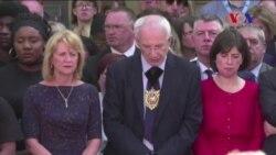 Manchester'de Ölenler İçin Anma Törenleri Düzenleniyor