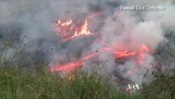 Threat of Creeping Lava Has Hawaiians on Edge