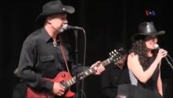 'Dangdut Cowboys' Hibur Penggemar Dangdut di Washington DC