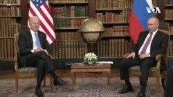 與普京會晤後 拜登語氣現實