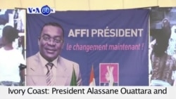 VOA60 Africa- Presidential campaigns begin in Ivory Coast- August 10, 2015