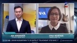 Laporan Langsung VOA untuk NTV : Jelang Pelantikan Presiden, Washington DC Diperketat