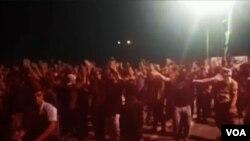 khuzestan water crisis | اعتراضات خوزستان