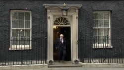 New British PM Unveils Cabinet; Boris Johnson to Be Foreign Secretary