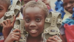 A Shoe That Grows as a Child Grows