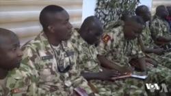 Operation Lafiya Dole Na Binciken Hare-haren Da Aka Kai A Wasu Kauyukan Borno