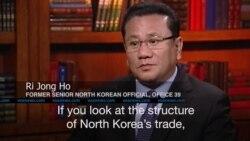 Sanctions Pinching North Korea Regime, High-level Defector tells VOA