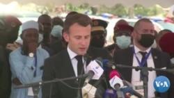 France Djamana Kuntigiw Macron Edriss deby Ka Chudow Kenekan