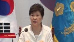 Tổng thống Hàn Quốc bảo vệ quyết định phòng thủ tên lửa