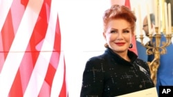 Посолка США у Польщі Джорджетт Мосбахер