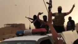 Syrian Oil Finances ISIL Militants in Iraq