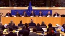 2015-02-24 美國之音視頻新聞: 希臘向歐洲債權人提交經改方案