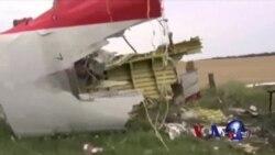马航客机坠毁 乌克兰冲突和紧张升级