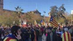 Xwepêşandanên Barselona