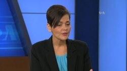 Salvadoreña: Primera delegada latina en Virginia