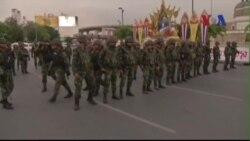 Quân đội Thái Lan nói đã phóng thích những lãnh đạo chính trị