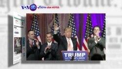 Manchetes Americanas 17 de Março: Trump promete revolta se não for nomeado