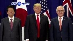 Manchetes Americanas 13 Novembro: Donald Trump termina visita à Ásia