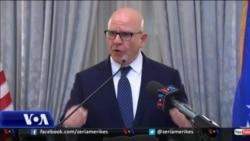 McMaster shpreh mbështetjen e fortë amerikane për Kosovën