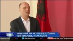 Intervistë me kryetarin e lëvizjes Vetëvendosje, Visar Ymeri