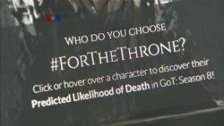 """Algoritma untuk Memprediksi Alur Cerita """"Game of Thrones"""""""