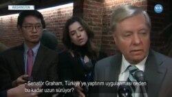 Türkiye'ye Yaptırım Tasarısı Gelecek Hafta Senato'ya Gelebilir
