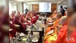 达赖喇嘛鼓励不同佛教派别对话
