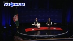 VOA60 America - The United States and the Afghan Taliban have resumed peace talks in Qatar