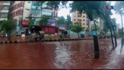 Dòng sông máu tại Bangladesh