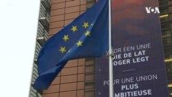 香港活動人士敦促歐盟不要批准與中國的投資協議