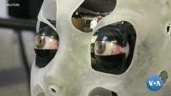 Ai-Da: l'artiste robot