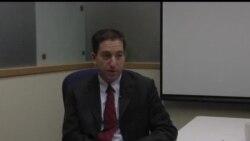 2013-06-11 美國之音視頻新聞: 分析人士談美國國安局泄密者的引渡問題