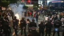 На вулицях міста Шарлотт знову розпочалися масові протести. Відео