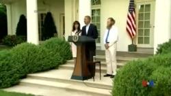 2014-06-01 美國之音視頻新聞: 被阿富汗塔利班關押美軍中士獲釋