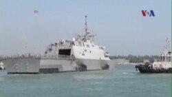 Mỹ sẽ điều tàu chiến duyên hải tới Singapore trước năm 2018