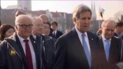خوشبینی کری در مورد توافق اتمی با ایران پس از رای کمیته سنا