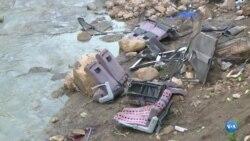 Acidente de Autocarro na Tunísia mata 26 pessoas
