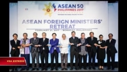 ASEAN bày tỏ lo ngại về việc Trung Quốc quân sự hóa ở Biển Đông