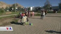 Ew Zarokên Êzidî yên Bûne Qorbana Terora DAIŞê