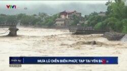 越南洪災滑坡造成37人喪生 (粵語)