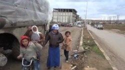 ادامه جنگ با پیکارجویان داعش در چند جبهه در سوریه و عراق