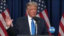 သမၼတ Trump ကို သမၼတေလာင္းအျဖစ္ ရီပါဗလစ္ကန္ပါတီညီလာခံ အဆိုျပဳ