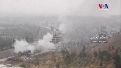 No hay tregua: Alepo bombardeada sin piedad
