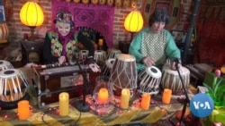 Unusual Partners Make Afghan Music