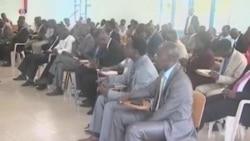 Perezida Nkurunziza w'u Burundi yarahiriye kurwanya ingabo z'Afurika zakwinjira zitemerewe